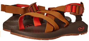 Chaco Banded Z/Cloud Sz US 7 M EU 38 Women's Sports Sandals Cognac Red JCH107536