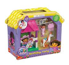 DORA THE EXPLORER DORA PONY BIRTHDAY PARTY P4615 2009 *NEW*