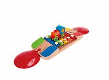 Hape E3813 Xylophone Melody Piste en bois train musical Accessoires Toddler 18m+