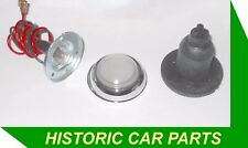 1- CLEAR Glass SIDELIGHT for MORRIS Minor 803cc S2 1952-56 replaces Lucas L489