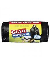 Glad Wavetop Extra Large Multi Purpose Bags 30's x 6