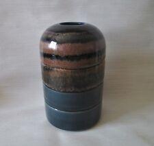 Hutschenreuther Keramik - Laufglasur - Vase H. 16,5 cm TOP-Erhalten