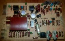 Studer Revox B77 Reel to Reel Tape Machine 1.177.260-12 Monitor Amplifier Card