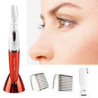 KQ_ KM-8188 Electric Brows Remover Razor Face Eyebrow Trimmer Facial Hair Remova