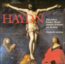 Haydn: The Seven Last Words of Christ (CD, 2006, Brilliant Classics) Brand New