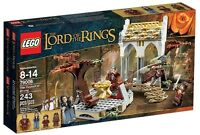 Lego Lord Of The Rings 79006 THE COUNCIL OF ELROND Rivendell Gimli Arwen Frodo