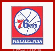 PHILADELPHIA 76ERS BASKETBALL NBA DECAL STICKER TEAM LOGO~BUY 1 GET 1 35% OFF