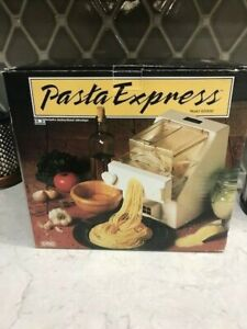 CTC Pasta Express X2000 Machine - New in Original Wrapping  - Made in USA