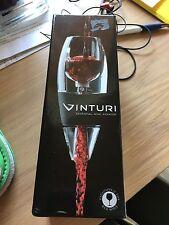 Vinturi Essential Wine Aerator for Red Wine-new in box.