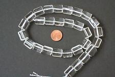 Bergkristall-Strang(Triangel13x11 mm) Q-5738/G