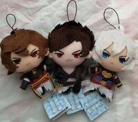 GRANBLUE FANTASY stuffed toy 1 all 3 set Sandalphon Lucifer Belial