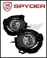 Spyder OEM Fog Lights W/Cover and Switch Clear for Nissan Rogue 2008-2013