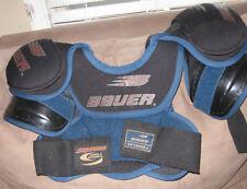 Bauer Supreme Authentic Bauer Supreme Sp1000 Junior Hockey Shoulder Pads!