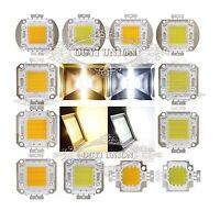 10W/20W/30W/50W/70W/100W High Power LED Lamp SMD Chip Light Bulb Cold/Warm White