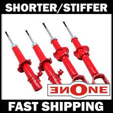 MK1 Stiff Shorter Shocks Struts For Lowered 92-95 Civic 94-01 Integra GS13141