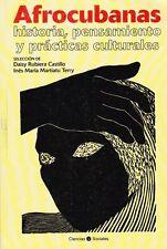 AFROCUBANAS - HISTORIA PENSAMIENTO Y PRACTICAS CUTURALES Santeria Cuba