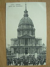 VINTAGE POSTCARD FRANCE PARIS HOTEL DES INVALIDES  512