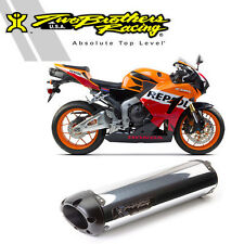 Two Brothers Racing AL SO Slip On Exhaust Muffler 2013 2014 CBR600RR CBR 600 RR