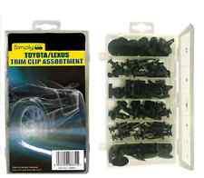 Simply Toyota Lexus Car Door Bonnet Trim Clips Screws Kit Assortment Pack