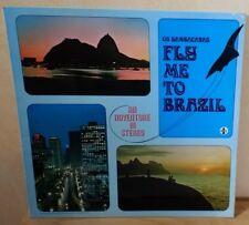 Julio Nagib: Os Sambacanas: Sucessos Da Juventude Em Tempo De Samba '69 UK 1ST