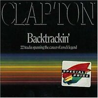 Eric Clapton Backtrackin'-22 tracks spanning the career of a rock legen.. [2 CD]