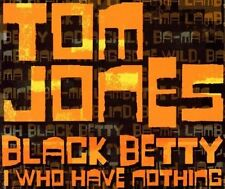 Tom Jones Black Betty (2003) [Maxi-CD]