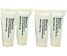 Klear Gel 4 tubes of Silver Conductive Gel for Dermaseptic All Skin Types Unisex