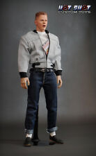 Hot Shot Custom Toys 1:6 Biff Tannen Back Future DChung BTTF HT Marty delorean