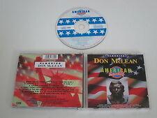 DON MCLEAN/American Superstars - Classics (MENTON RECORDS CUR 7770-2) CD Album