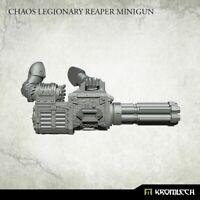 Kromlech BNIB Chaos Legionary Reaper Miniguns KRCB234