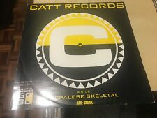 "JAIL BREAK - NEPALESE SKELETAL 12"" MAXI UK 91 CATT - TECHNO"