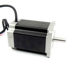 Autonics A63K-G5913 Stepper Motor | 5 Phase | NEMA 34 | 2.8A/Phase | Solid Shaft