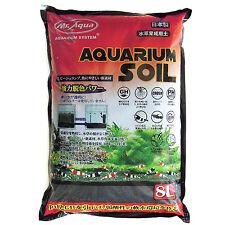 Mr. Aqua Aquarium Soil Substrate 8L Normal for Planted Tanks and Dwarf Shrimp