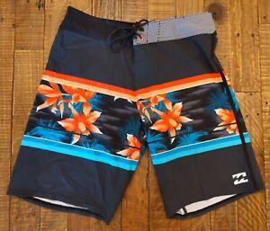 Size 32 Boardies RRP $79.99. NWT Billabong Tribong Platinum X Board Shorts