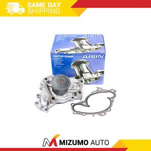 AISIN Water Pump Fit 94-10 Toyota Camry Avalon Solara Lexus ES300 1MZFE 3MZFE