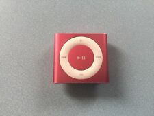 Apple iPod Shuffle 4th Generation Pink (2GB)