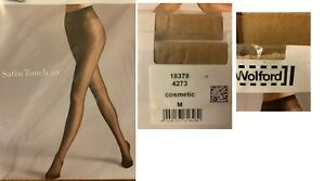 Wolford Satin Touch 20 Denier Tights Black, Cosmetic, Gobi, S, M, L