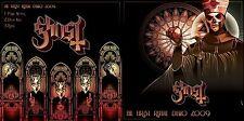 GHOST B.C. First Ritual - Demo 2009 CD Ltd. 500 Reissue 2017 Papa Emeritus RARE