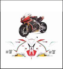 kit adesivi stickers compatibili RSV4 REPLICA SBK 2012 WORLD CHAMPION