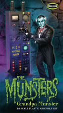 Moebius 934 Grandpa from 'The Munsters' TV Show 1/9 Scale Plastic Model Kit