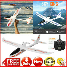 WLtoys F959S RC Airplane Fixed-Wing 2.4G 3CH 6Axi'S Gyro Aircraft Glider US I9A9