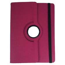 Bookcase Tablet Tasche Acer Iconia One 10 B3 A30 K41Q Hülle Pink 10.1 Zoll 360