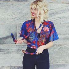 Zara Body Floral Tops & Shirts for Women