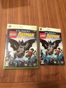 LEGO Batman  Import Japan Xbox 360 Japanese game