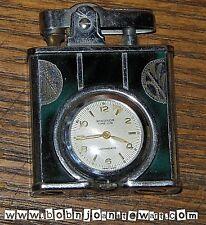 Windsor vintage POCKET WATCH CIGARETTE LIGHTER
