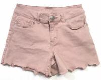 Womens Rue 21 Blush Rose Pink Shorts Sz 0