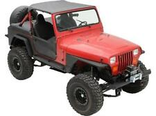 Smittybilt  Standard Strapless Soft Top Jeep Wrangler YJ 1987-91 Black   90815