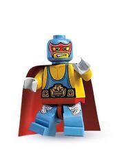 NEW LEGO Collectible Minifigures 8683 Series 1 Wrestler /  Rare Sealed
