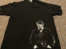 CHARLES BRONSON vintage ultra-rare movie promo t-shirt Adult X-Large