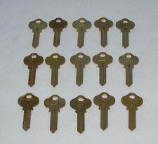 Vintage Star Key Blanks Sargent 5Sa2